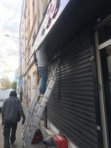 La réparation des rideaux métalliquesàSeine Et Marne